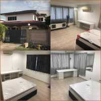Bungalow house – Rooms to Let @ Section 19, Petaling Jaya