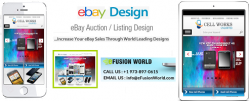 eBay Store and Templates Designs by eFusionWorld